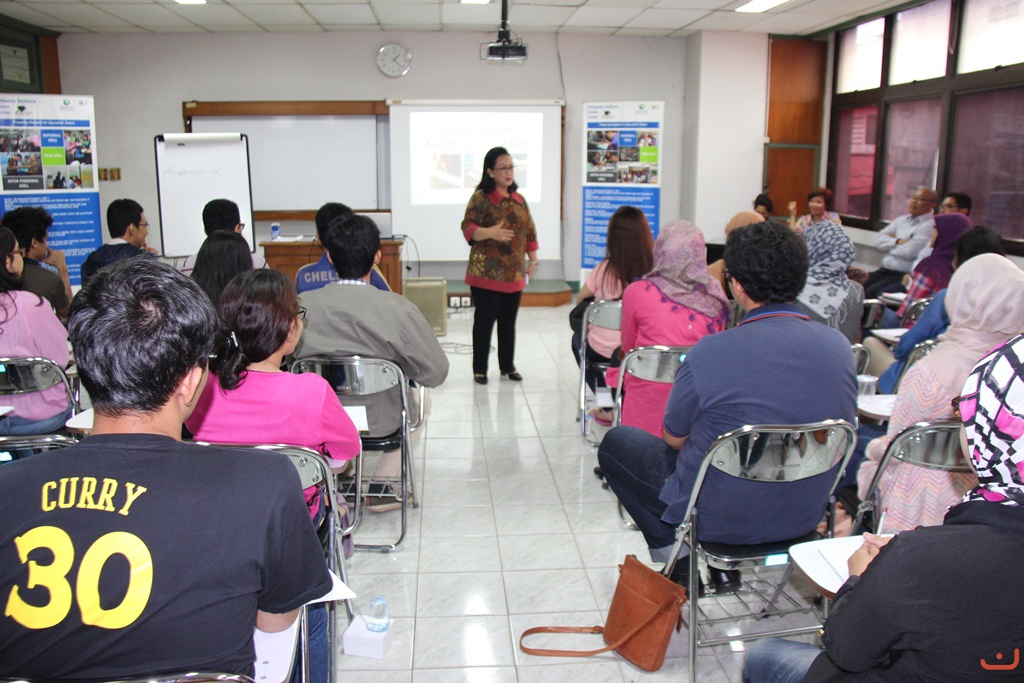 Workshop Penulisan CV dan Sosialisasi Training Career Development Program (CDP) Batch XXI