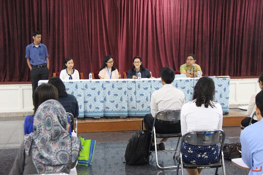 Campus Hiring PT Bussan Auto Finance