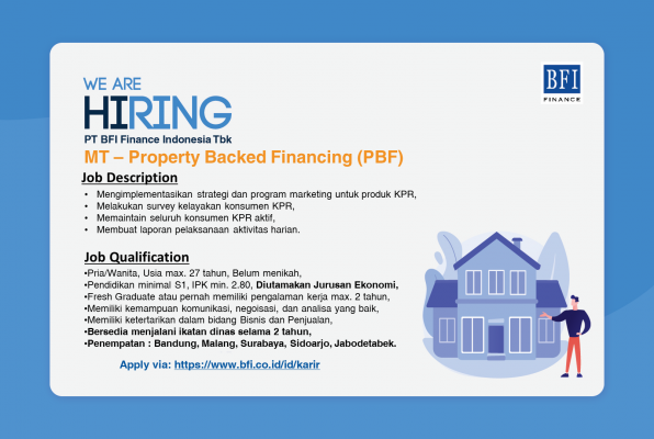 PT. BFI Finance Indonesia Tbk