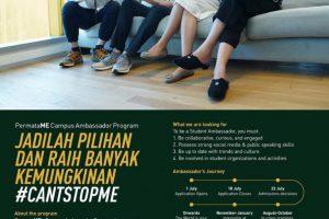 Permata Bank Campus Ambassador Program