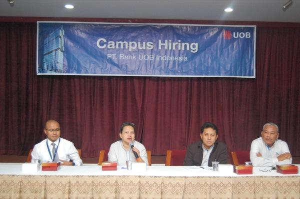 Campus Hiring Batch 2 Bank UOB Indonesia